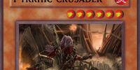 Pyrrhic Crusader