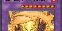 Cronus, the Nova Deity