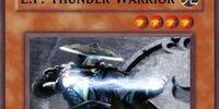 E.F. Thunder Warrior
