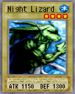Night Lizard 2004