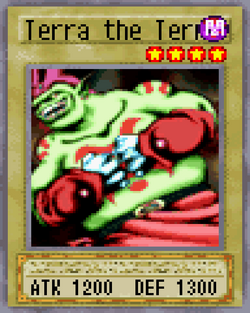 Terra the Terrible 2004