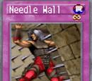 Needle Wall