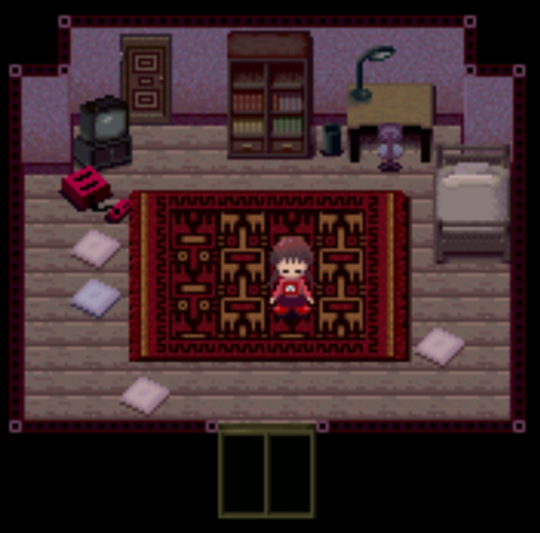 File:Madotsuki's Room.png