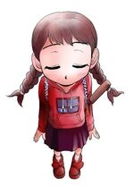 Madotsuki in the Manga