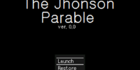 The Jhonson Parable
