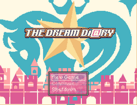 TheDreamDi@ryTitleScreen