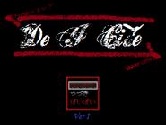 De I Cide TitleScreenJP
