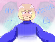 My virtue...