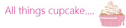 All things cupcake logo