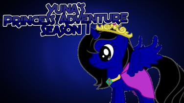 Yuna's Princess Adventure Season 1 poster