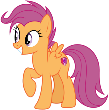 Scootaloo Grown Up