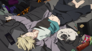 Plisetsky at home
