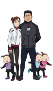 Nishigori Family