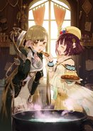 Atelier Sophie- Sophie and Monika