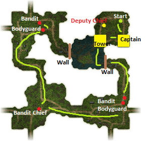 Stolen goods map