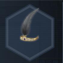 Feather Crown Liq