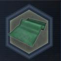 Green fabric s
