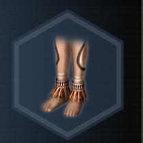 Nanman Feet