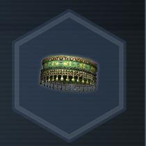 Ornamental headband P