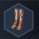 New F Feet unknown