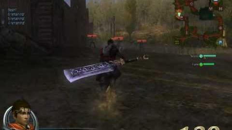 Dynasty Warriors Online-Trial of Luck and Skill 1 S