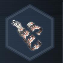 Spiral bangles C