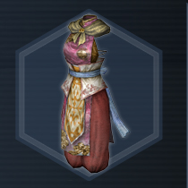 Cerulean Robe C