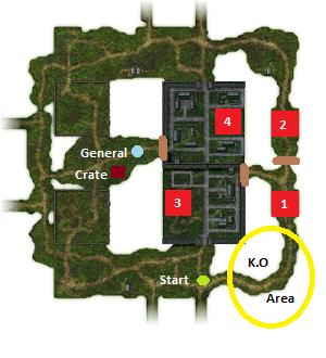Rear map