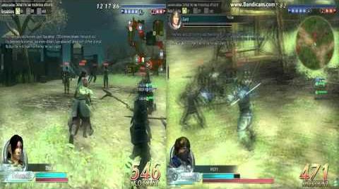 Dynasty Warriors Online Failed Yellow Turban Quest