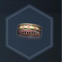 Ornamental headband L