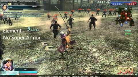 DWO Eastern Sword - Fan