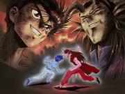 Yusuke vs Yomi