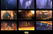 Colorboard concept art 2