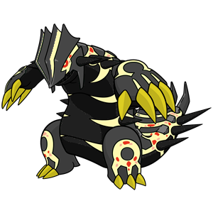 File:Shiny primal groudon global link art by trainerparshen-d88o3wy.png
