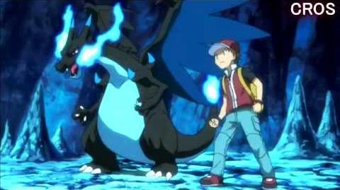 Mega Charizard Vs Mewtwo Pokémon The Origin AMV