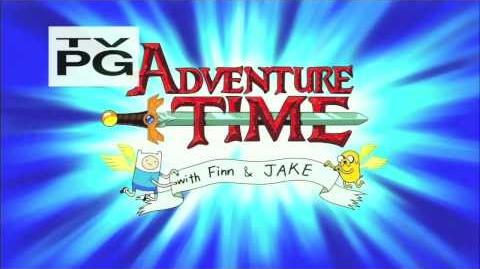 Adventure Time Theme Song (HD)