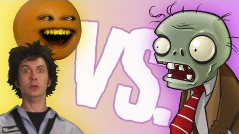 Fruits vs Zombies Nerville