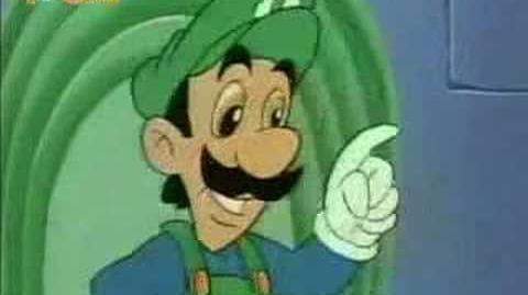 That's Mama Luigi To You Mario