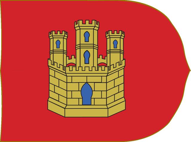 File:Estandarte del Reino de Castilla.png