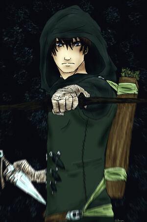 Green warrior by aturmchan-d5kchnq
