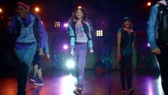 Zoey Stevens' dance squad (10)