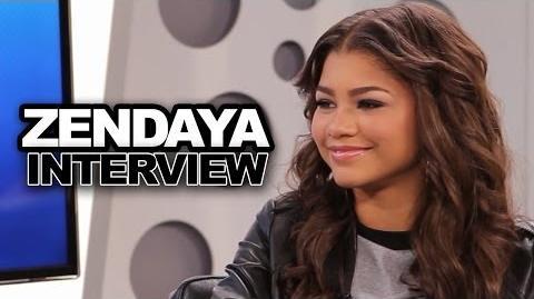 "Zendaya Talks Music, ""Zapped"" DCOM & Style - Exclusive Interview"