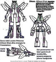 Princess Armada Insecticon
