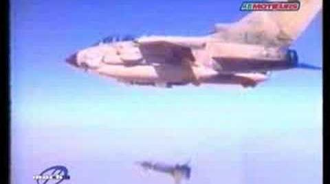 Tribute to RAF PANAVIA TORNADO F3 and GR4