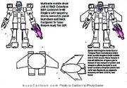 Gobotron Inbit mobile doll droid