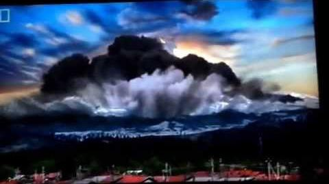 Theoretical Primordial Black Hole - Yellowstone Evacuate Earth ~ Hell On Earth