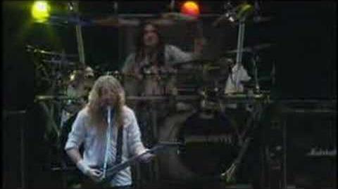 Megadeth - Symphony of Destruction - Argentina DVD