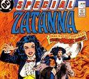 Zatanna Special Issue 1