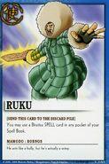 Ryuku card