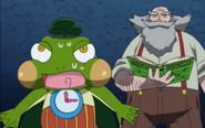 Byonko and Alvin
